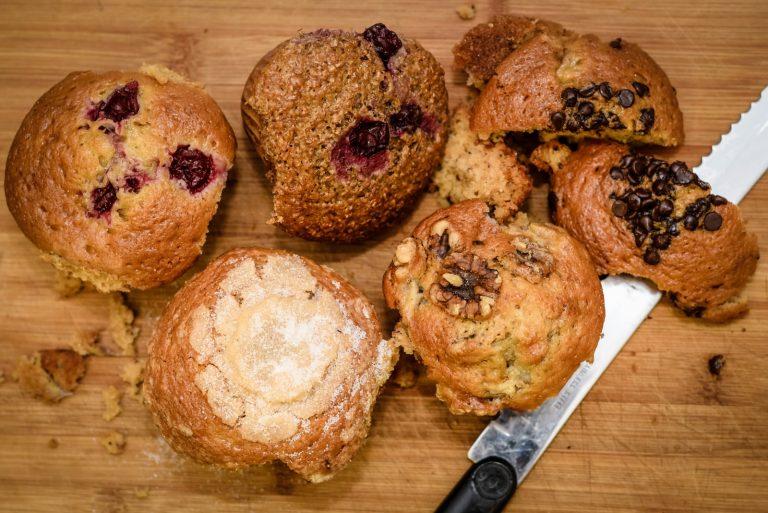 Dooher's muffins