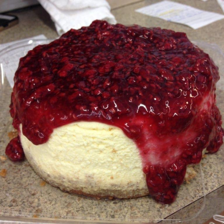 Dooher's cake